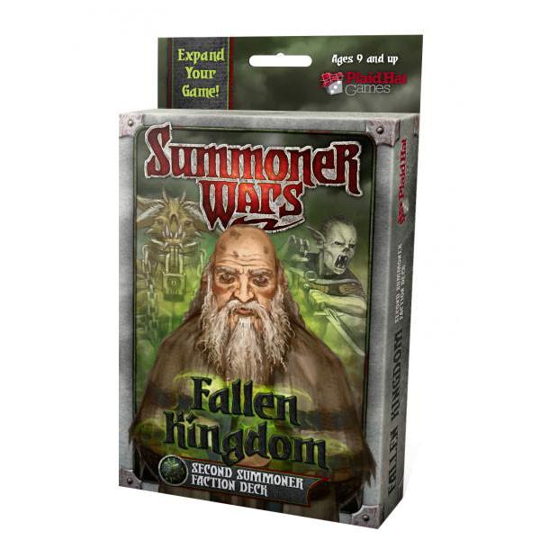 Summoner Wars: Fallen Kingdom Second Summoner Faction Deck