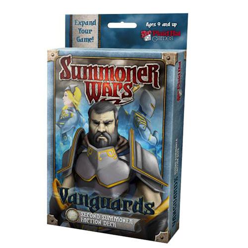 Summoner Wars: Vanguards Second Summoner Faction Deck