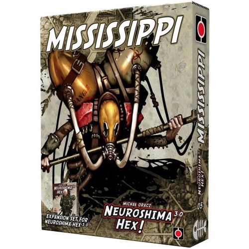 Neuroshima Hex 3.0: Mississippi Expansion