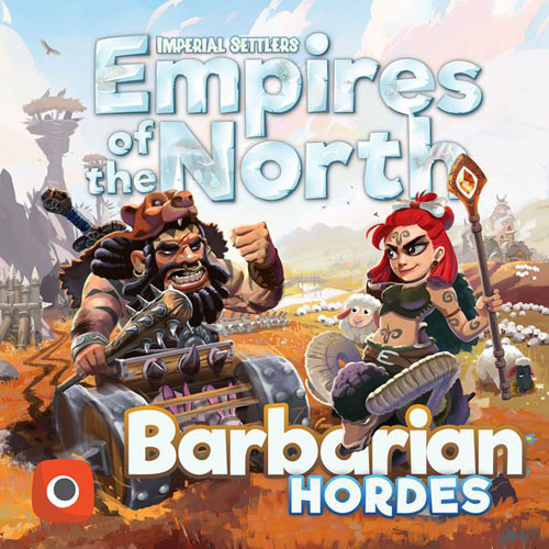 Imperial Settlers: Empires of the North - Barbarian Hordes Expansion