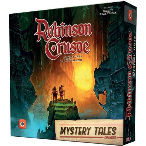 Robinson Crusoe: Mystery Tales Expansion | Board Games