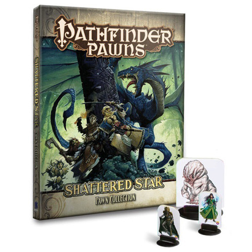Pathfinder RPG: Pawn Collection - Shattered Star (Last Chance)