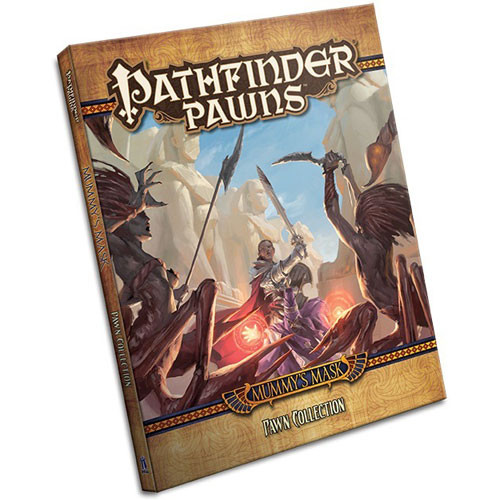 Pathfinder RPG: Pawn Collection - Mummy's Mask