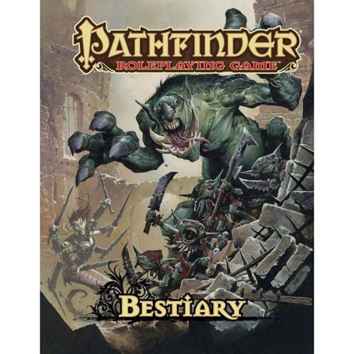 Pathfinder RPG: Bestiary