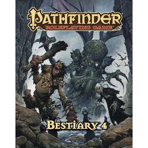 Pathfinder RPG: Bestiary 4