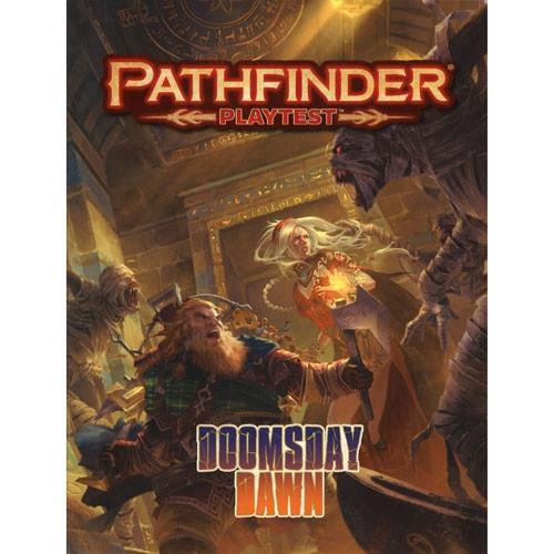 Pathfinder RPG: Playtest Adventure - Doomsday Dawn
