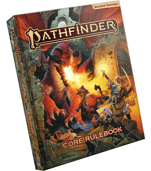Pathfinder 2E RPG: Core Rulebook - Standard Edition | Role