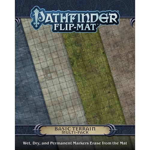 Pathfinder RPG: Flip-Mat - Basic Terrain Multi-Pack