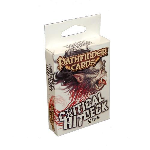 Pathfinder RPG: Cards - Critical Hit Deck