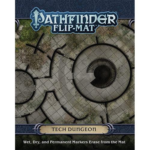Pathfinder RPG: Flip-Mat - Tech Dungeon