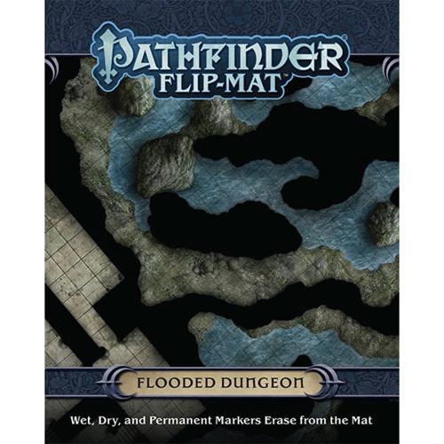 Pathfinder RPG: Flip-Mat - Flooded Dungeon