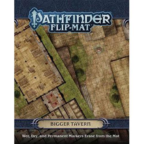 Pathfinder RPG: Flip-Mat - Bigger Tavern