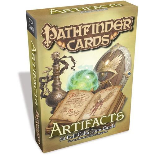 GameMastery: Item Cards - Artifacts
