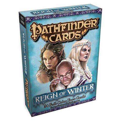 Pathfinder RPG: Cards - Reign of Winter