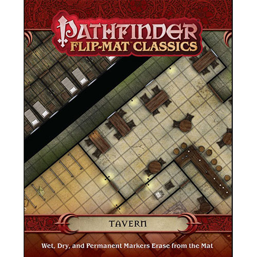 Pathfinder RPG: Flip-Mat Classics - Tavern
