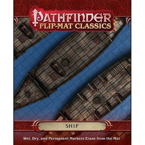 Pathfinder RPG: Flip-Mat Classics - Ship