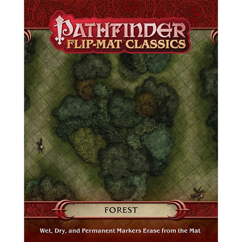 Pathfinder RPG: Flip-Mat Classics - Forest