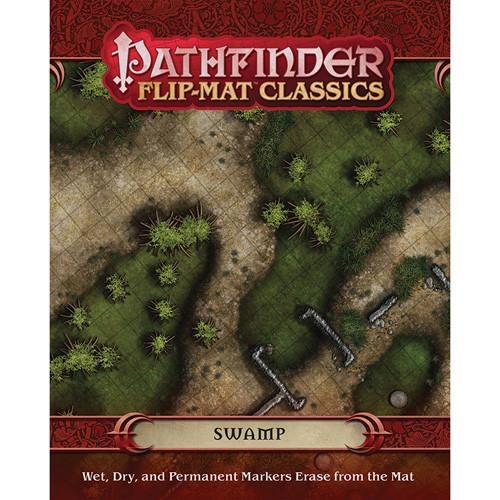 Pathfinder RPG: Flip-Mat Classics - Swamp