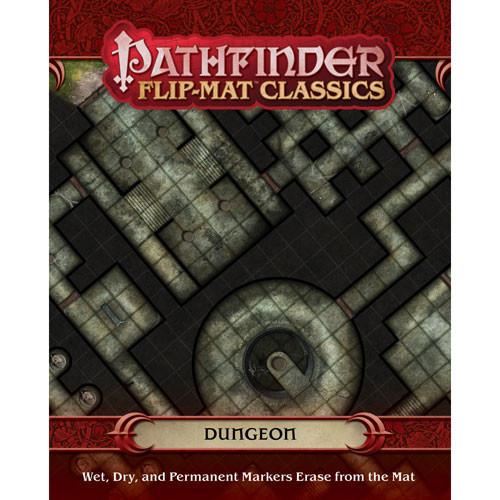 Pathfinder RPG: Flip-Mat Classics - Dungeon