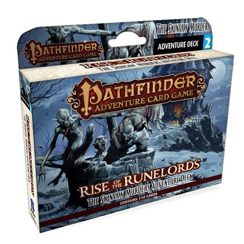 Pathfinder Adventure Card Game: Rise of the Runelords Deck 2 - The Skinsaw Murders
