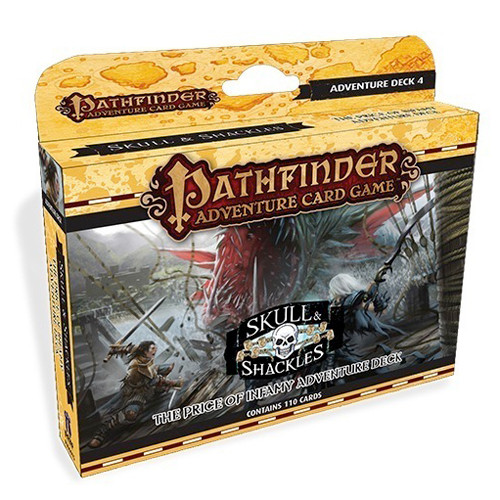 Pathfinder Adv Card Game: Skull and Shackles - The Price of Infamy