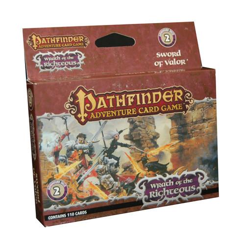Pathfinder Adventure Card Game: Sword of Valor