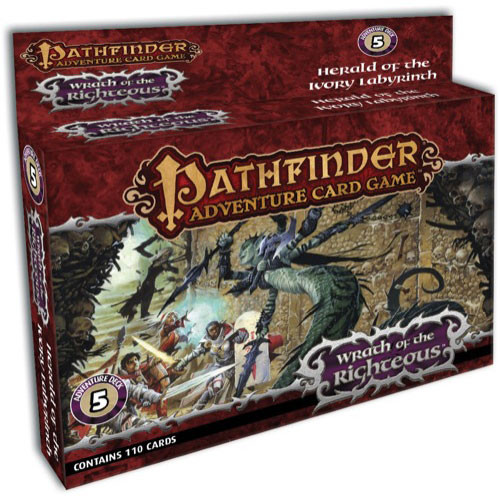 Pathfinder Adv Card Game Wrath/Righteous Herald of the Ivory Labyrinth