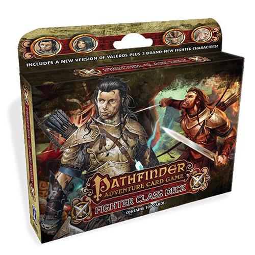 Pathfinder Adventure Card Game: Fighter Class Deck