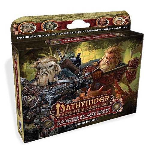 Pathfinder Adventure Card Game: Skull and Shackles - Ranger Class Deck