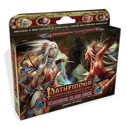 Pathfinder Adventure Card Game: Sorcerer Class Deck