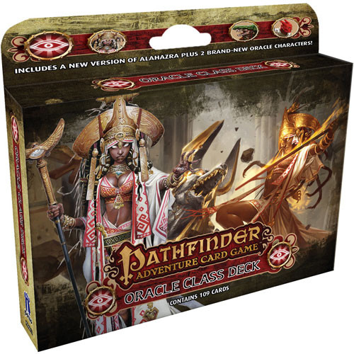 Pathfinder Adventure Card Game: Oracle Class Deck