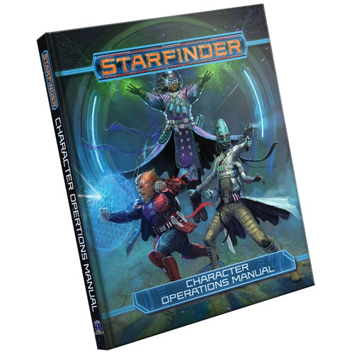 Starfinder RPG: Character Operations Manual (Hardcover)
