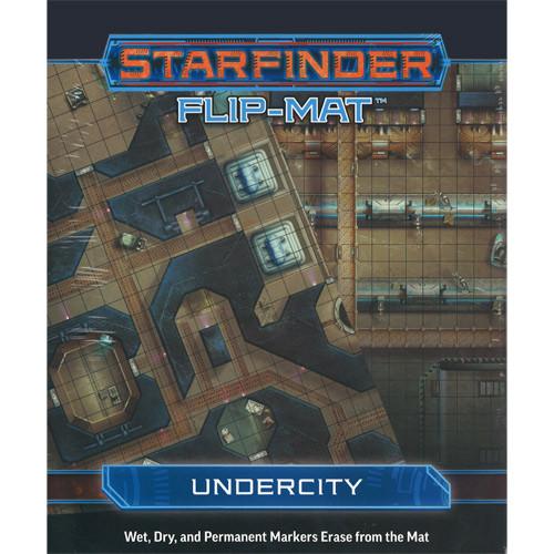 Starfinder RPG: Flip-Mat - Undercity
