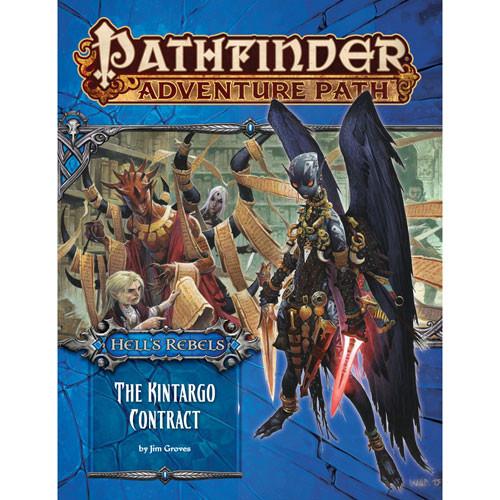 Pathfinder RPG: Adventure Path - The Kintargo Contrac