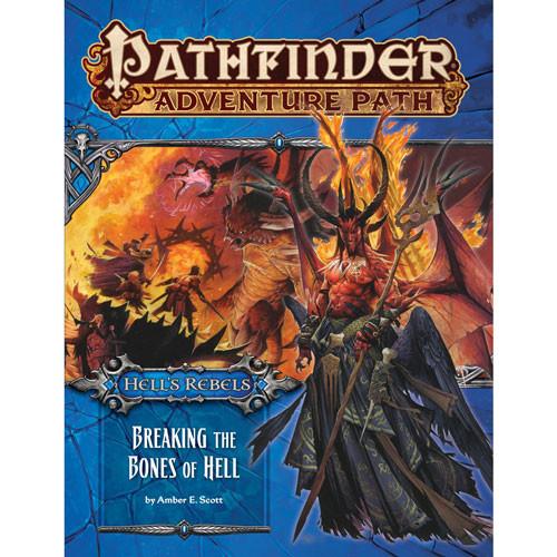 Pathfinder RPG: Adventure Path - Breaking the Bones of Hell
