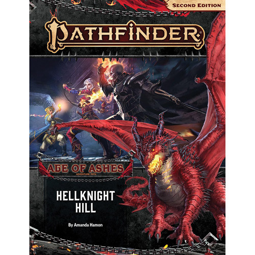 Pathfinder 2E RPG: Hellknight Hill (Age of Ashes 1 of 6