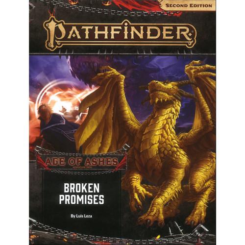 Pathfinder 2E RPG: Adventure Path #150 Broken Promises