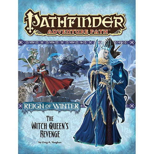 Pathfinder RPG: Adventure Path - The Witch Queen's Revenge