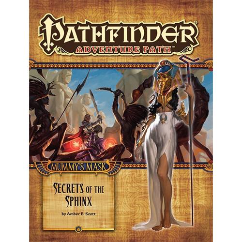 Pathfinder RPG: Adventure Path - Secrets of the Sphinx