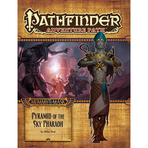 Pathfinder RPG: Adventure Path - Pyramid of the Sky Pharaoh