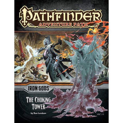 Pathfinder RPG: Adventure Path - The Choking Tower