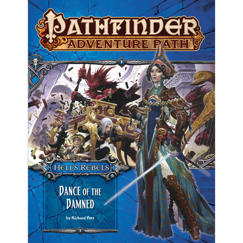 Pathfinder RPG: Adventure Path - Dance of the Damned