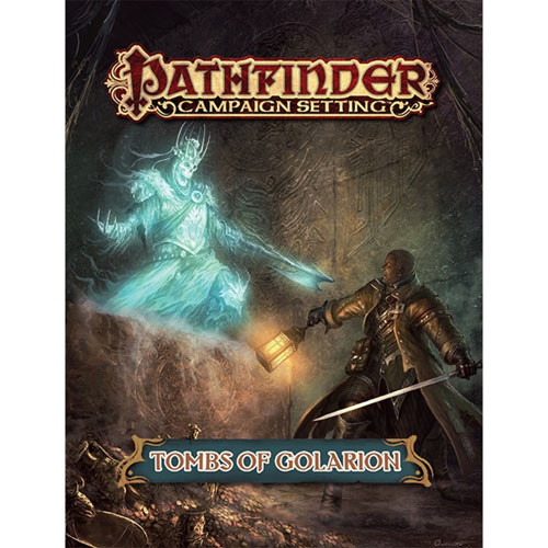 Pathfinder RPG: Campaign Setting - Tombs of Golarion