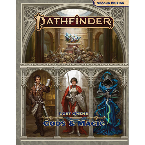 Pathfinder 2E RPG: Lost Omens - Gods & Magic (Hardcover)