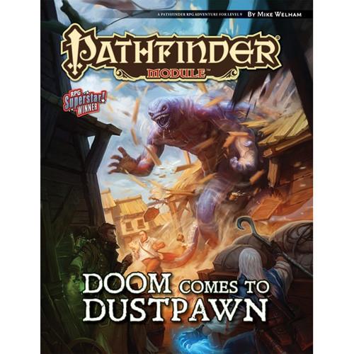 Pathfinder RPG: Module - Doom Comes to Dustpawn