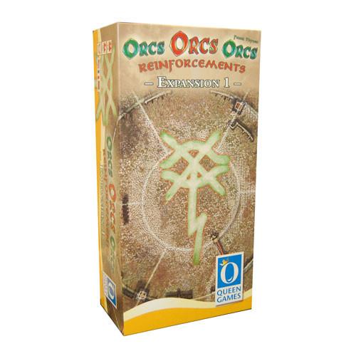 Orcs Orcs Orcs: Expansion #1 - Reinforcements