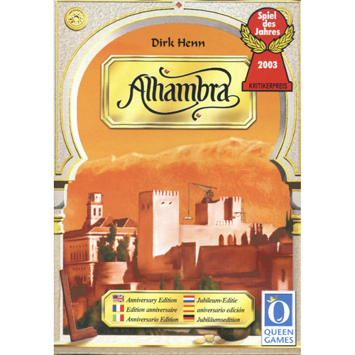 Alhambra: Anniversary Edition