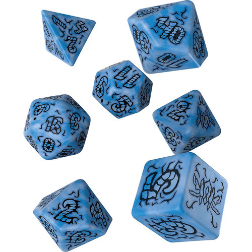 Starfinder RPG: Attack of the Swarm Dice Set (7)