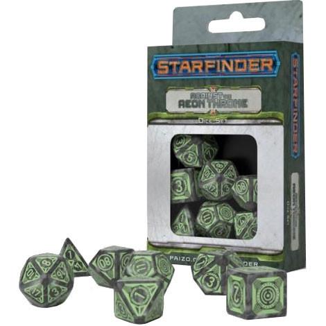 Starfinder RPG: Against the Aeon Throne Dice Set