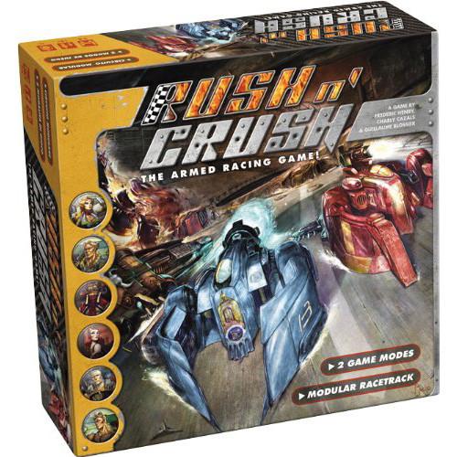 Rush n' Crush (Last Chance)